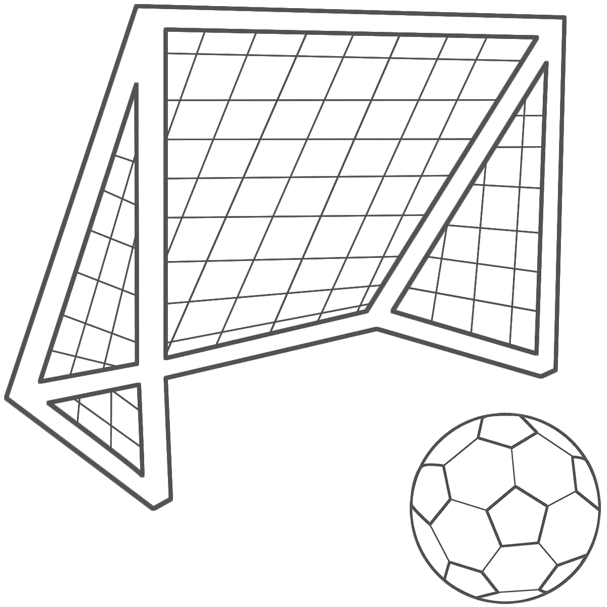 Goal clipart soccer game.  clipartlook