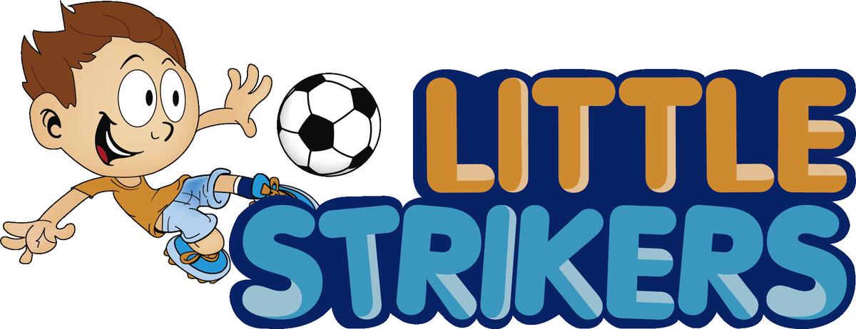Goals clipart soccer striker. Little strikers littlestrikers twitter