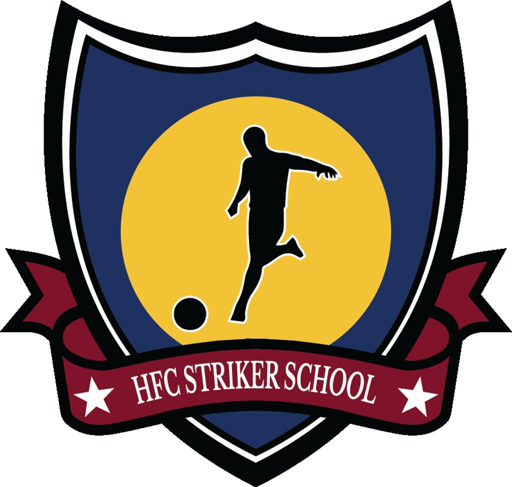 Goals clipart soccer striker. Hfc summer school elite