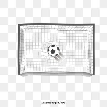 Goal clipart sport. Vector soccer football png