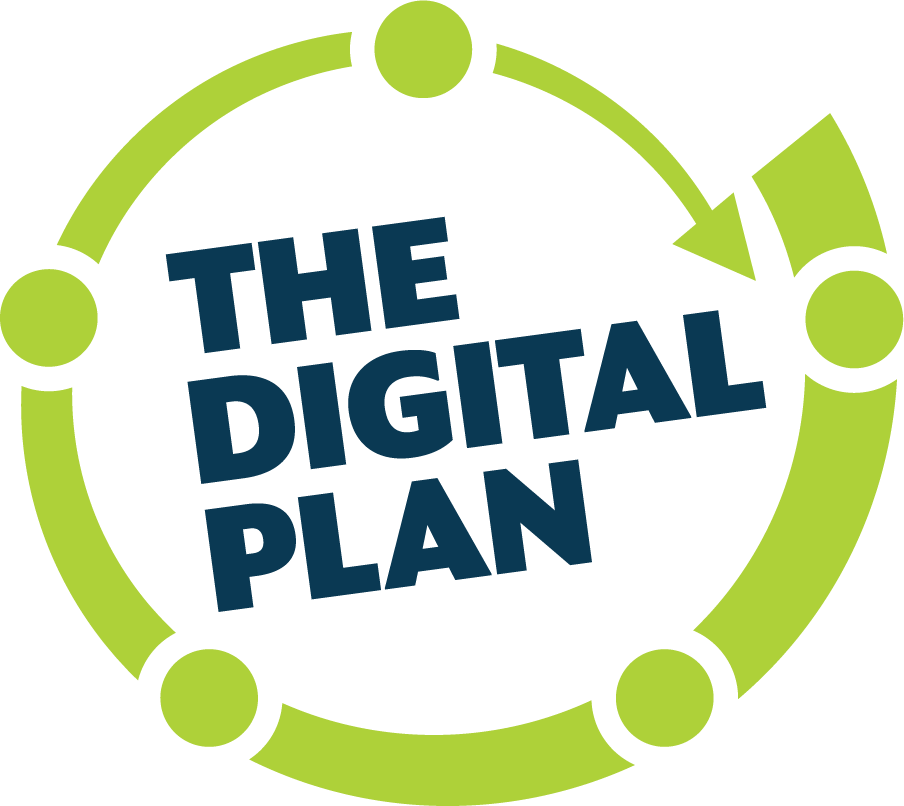 Plan clipart project planning. The digital training strategy