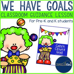 Mindset classroom guidance lesson. Goals clipart student growth
