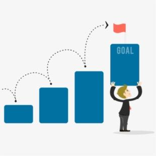 Success transparent png . Goals clipart business goal