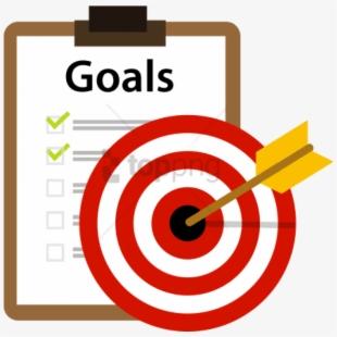 Goals clipart arrow. Free cliparts silhouettes cartoons