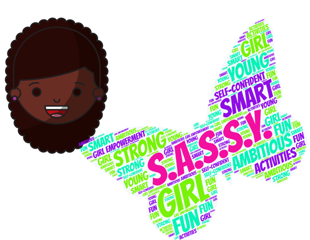 Young clipart confident girl. Programs golden leaf ministries
