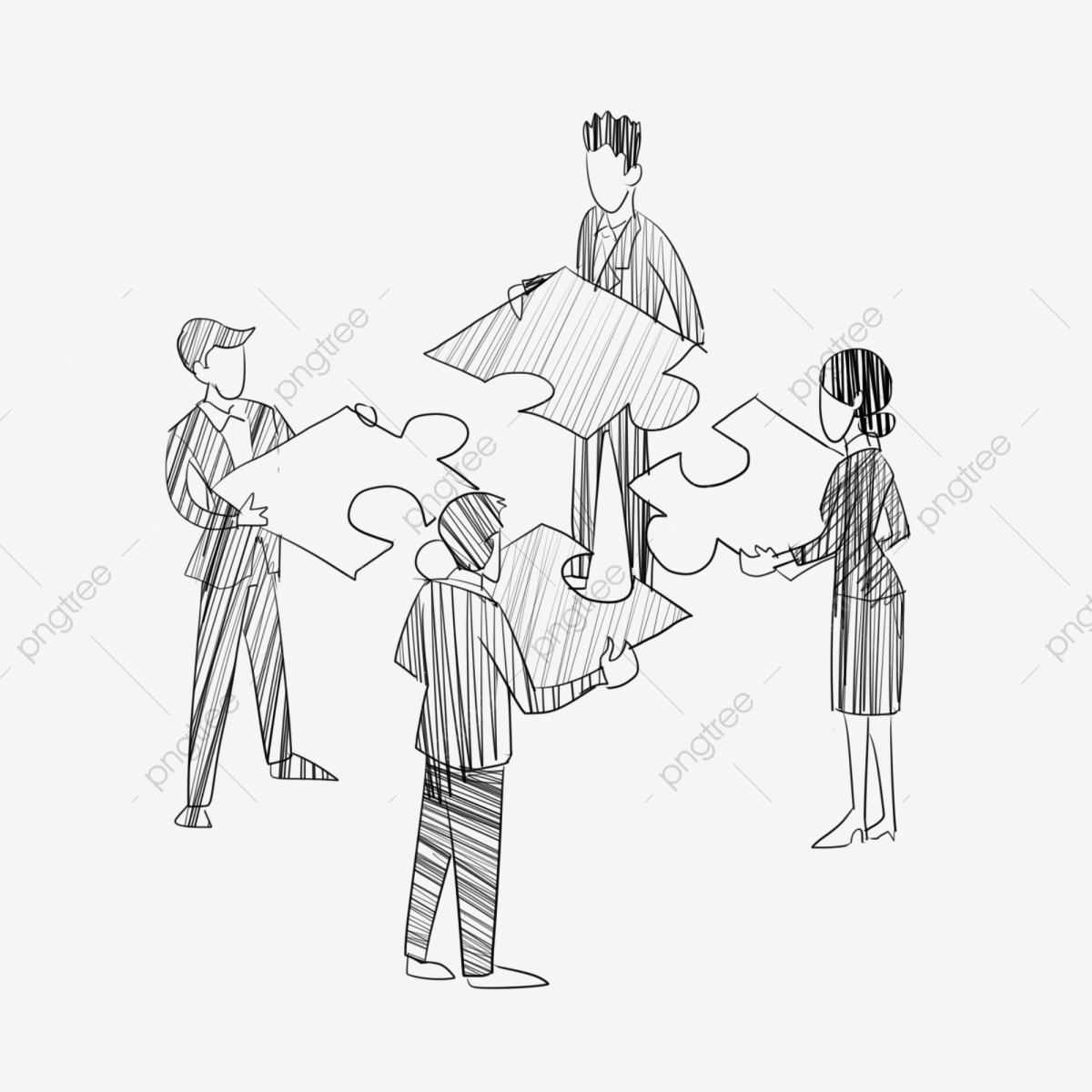 Teamwork mutual assistance complementary. Goals clipart common goal