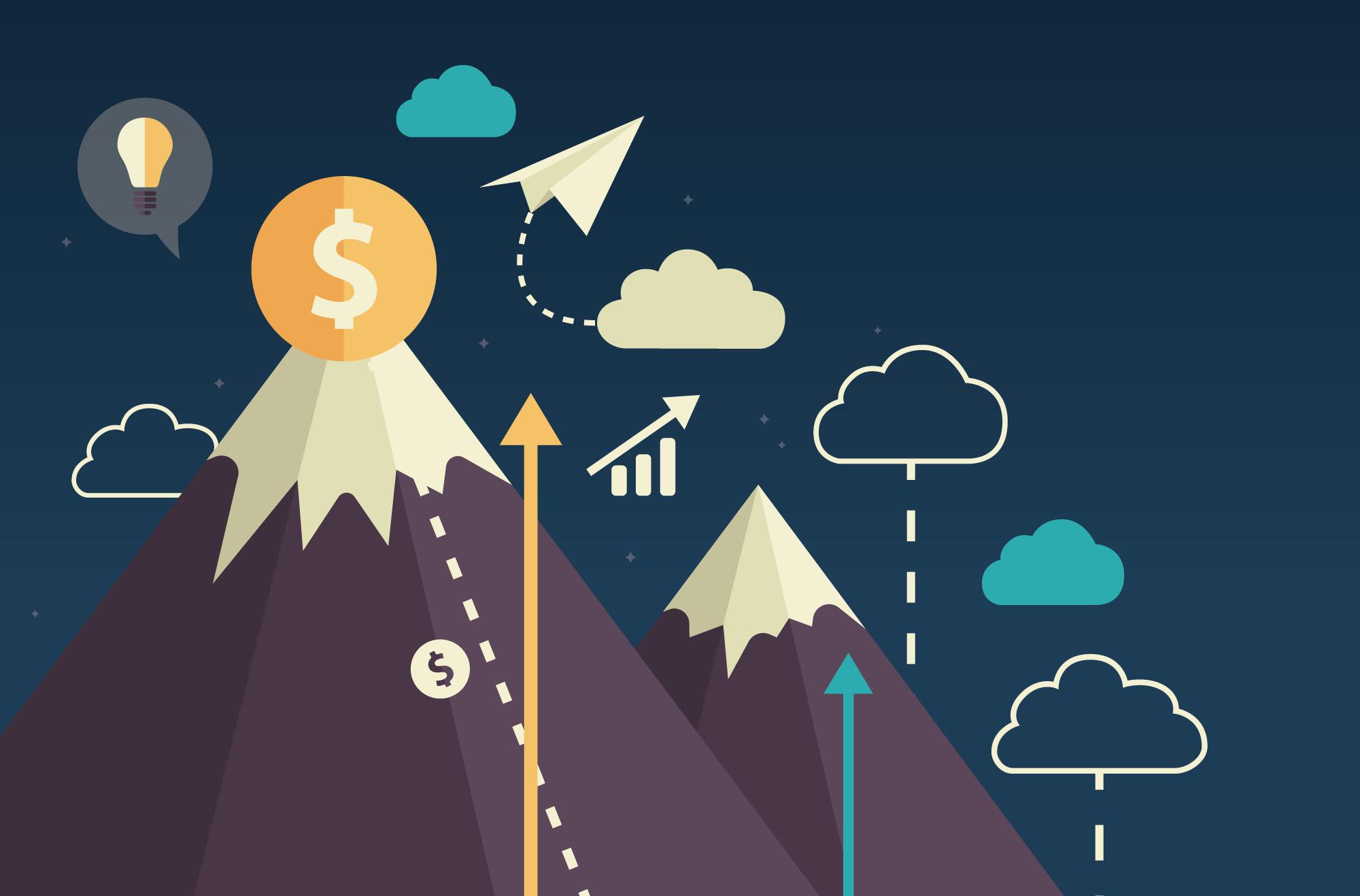 How product teams set. Goals clipart common goal