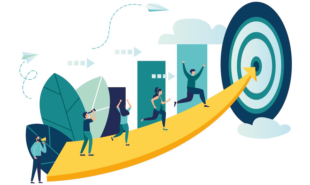 Motivation clipart smart goal. How to write goals