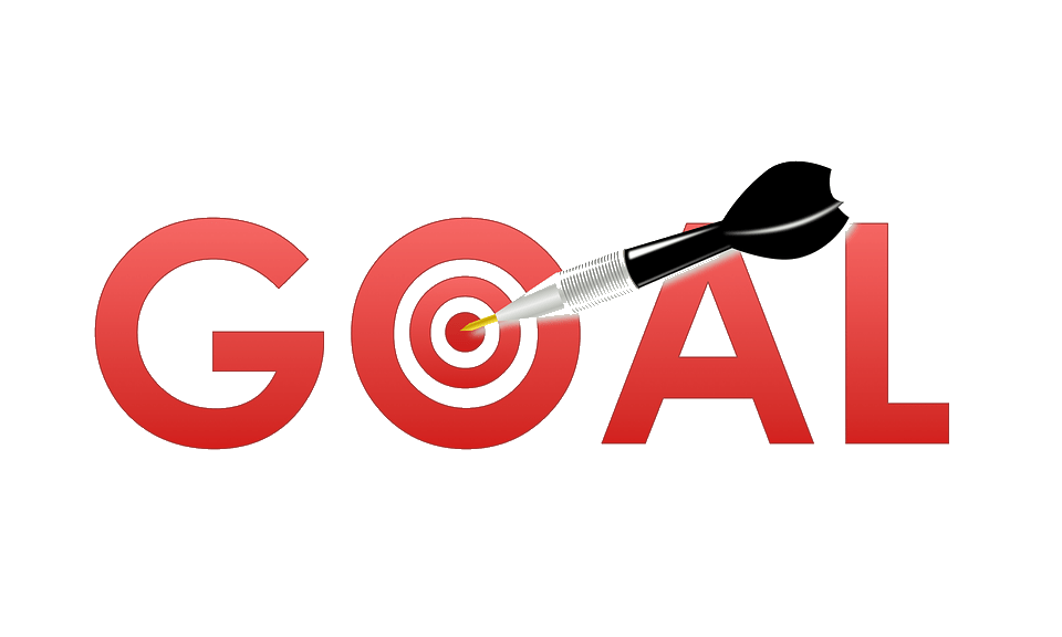 Goals clipart sale goal. Beginner s guide to