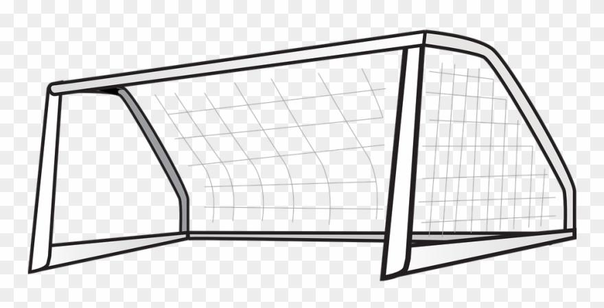 Goals clipart sport. Football goal png transparent