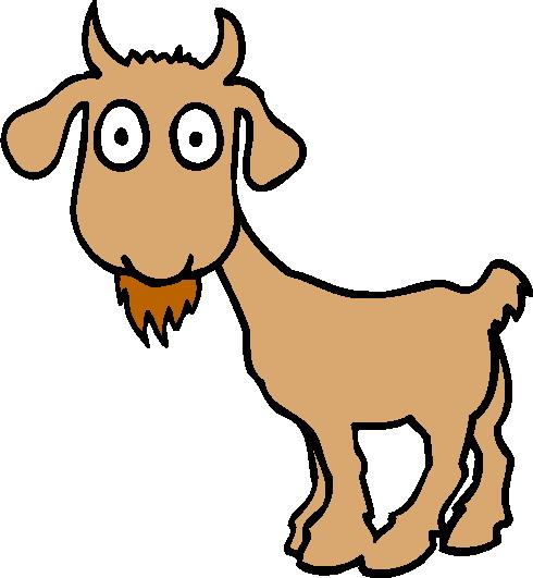 . Goat clipart