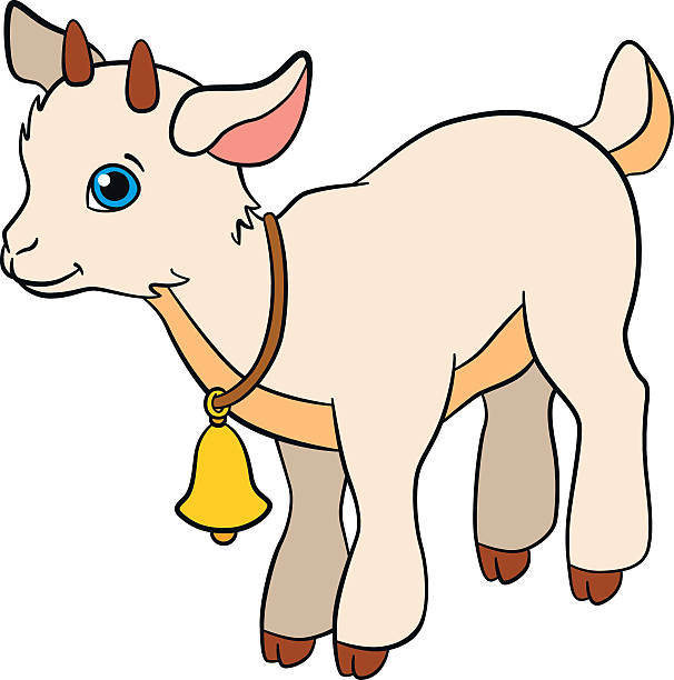 Cute at getdrawings com. Goat clipart