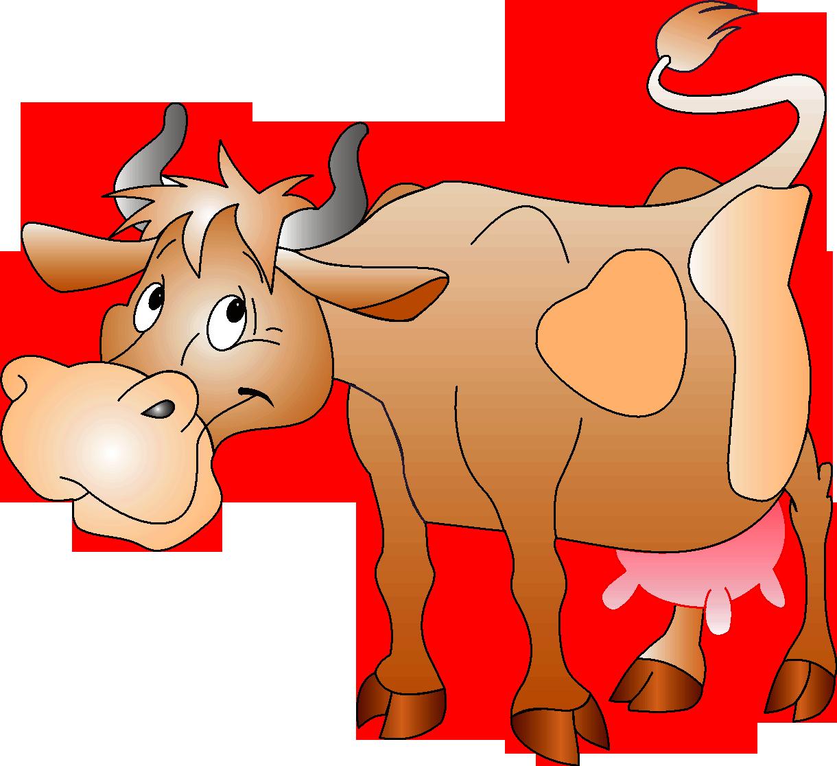 Goat clipart beef cow. Rajzolt figur k elemek