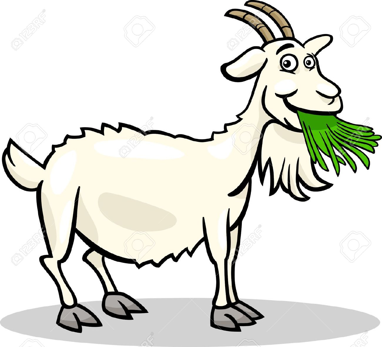 Free download best on. Goat clipart goat grazing