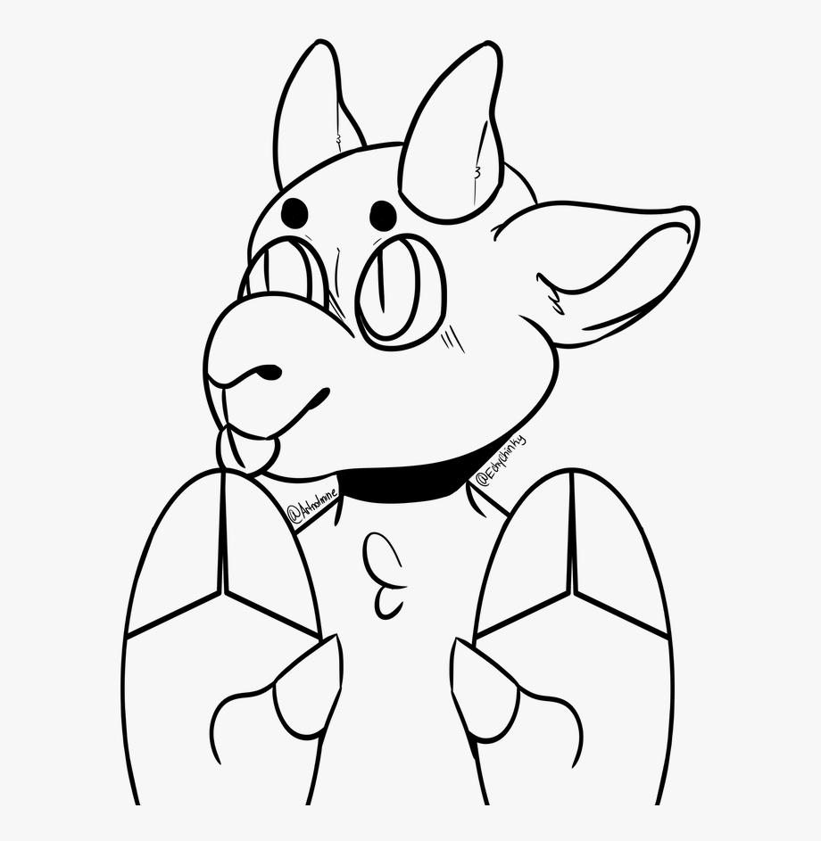 Goat clipart male goat. Drawing goats line art