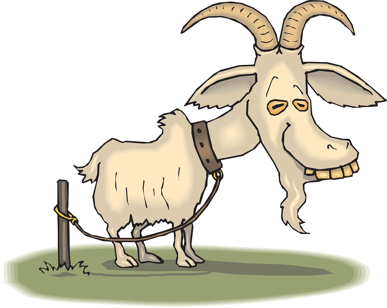 Cute clip art images. Goat clipart old goat