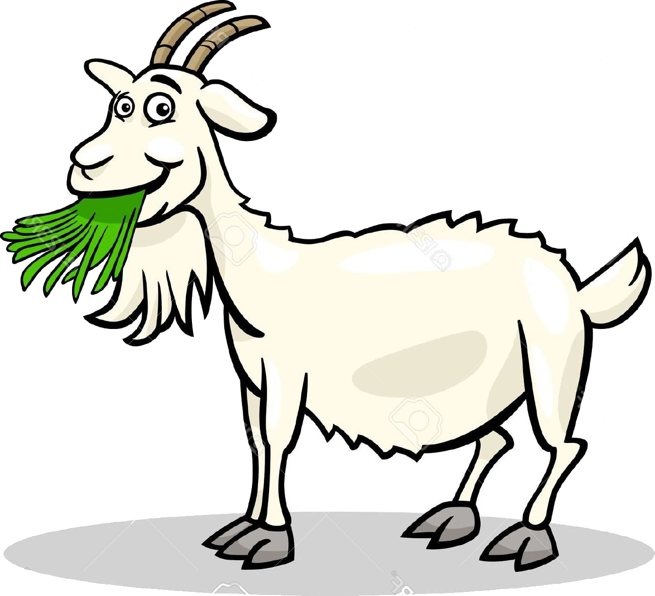 Goat clipart part, Goat part Transparent FREE for download ...
