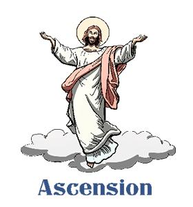 God clipart ascension. Us