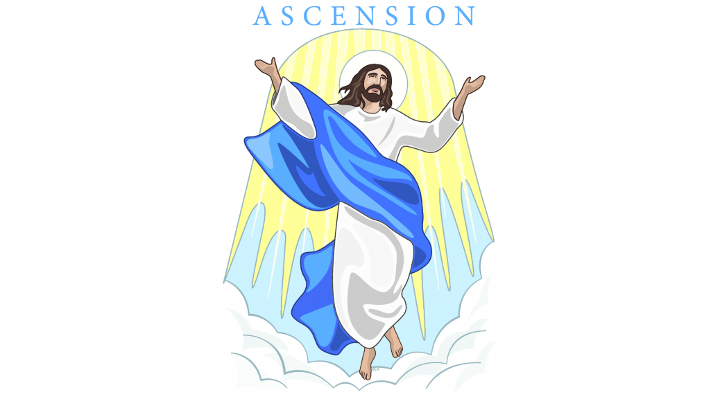 Heaven clipart ascension lord. Jesus free download best