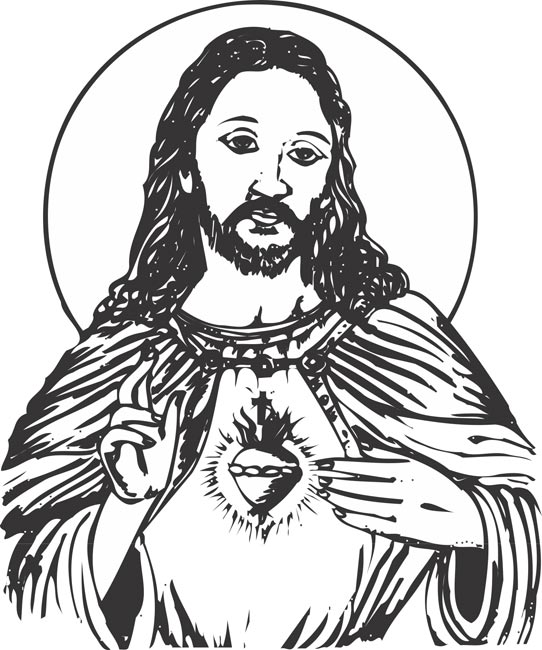 God clipart black and white. Free cliparts download clip