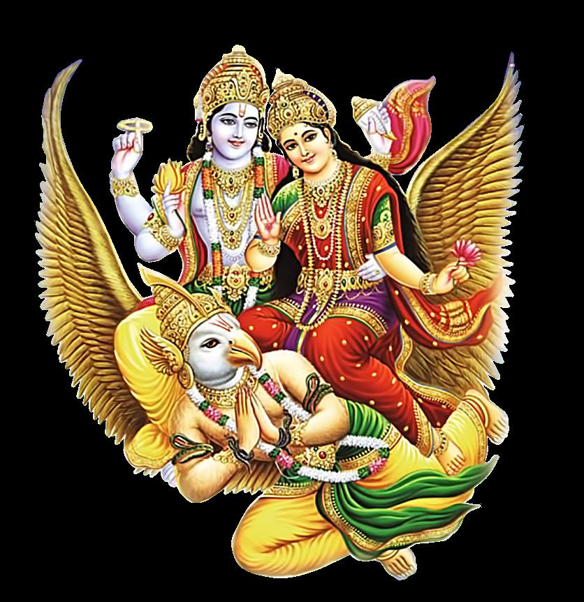 God clipart garuda. Hindu vishnu bhagwan png