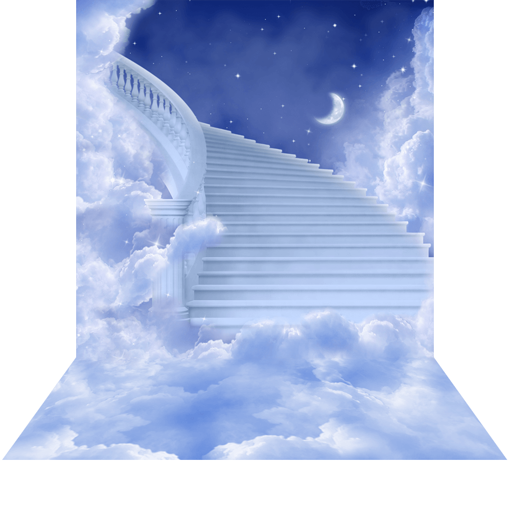 Staircase clipart success. The stairway to heaven