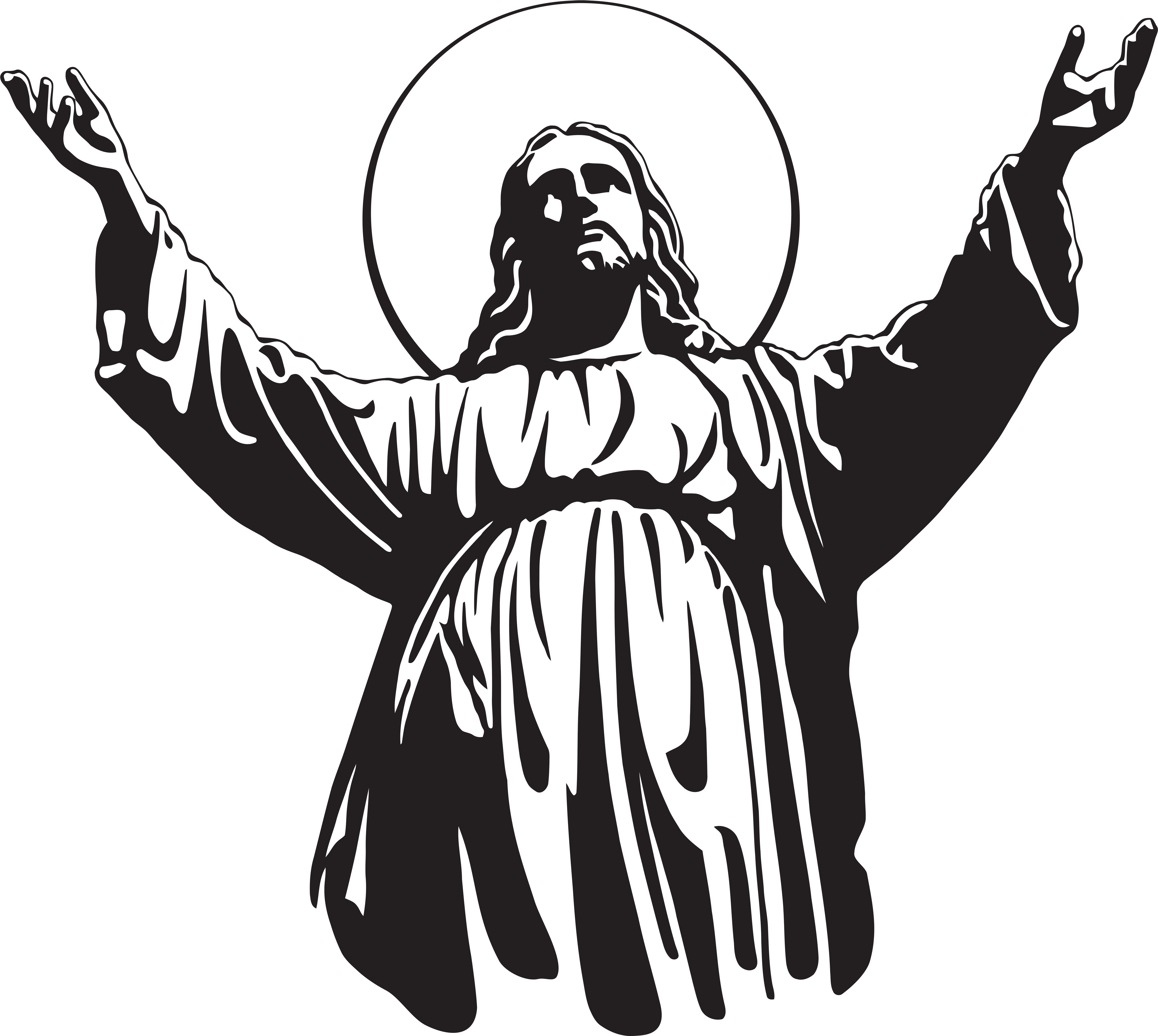 God clipart jesus clipart. Christ son of png