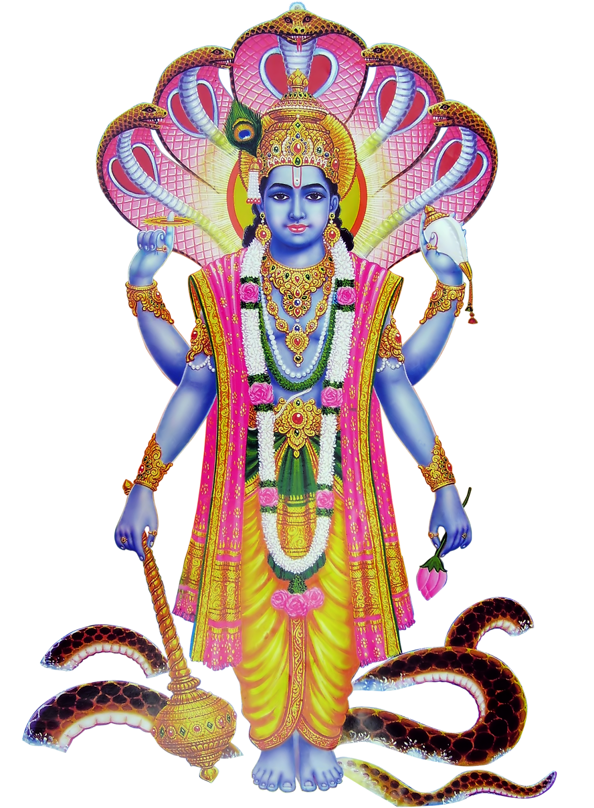Gods cliparts and images. God clipart lord venkateswara