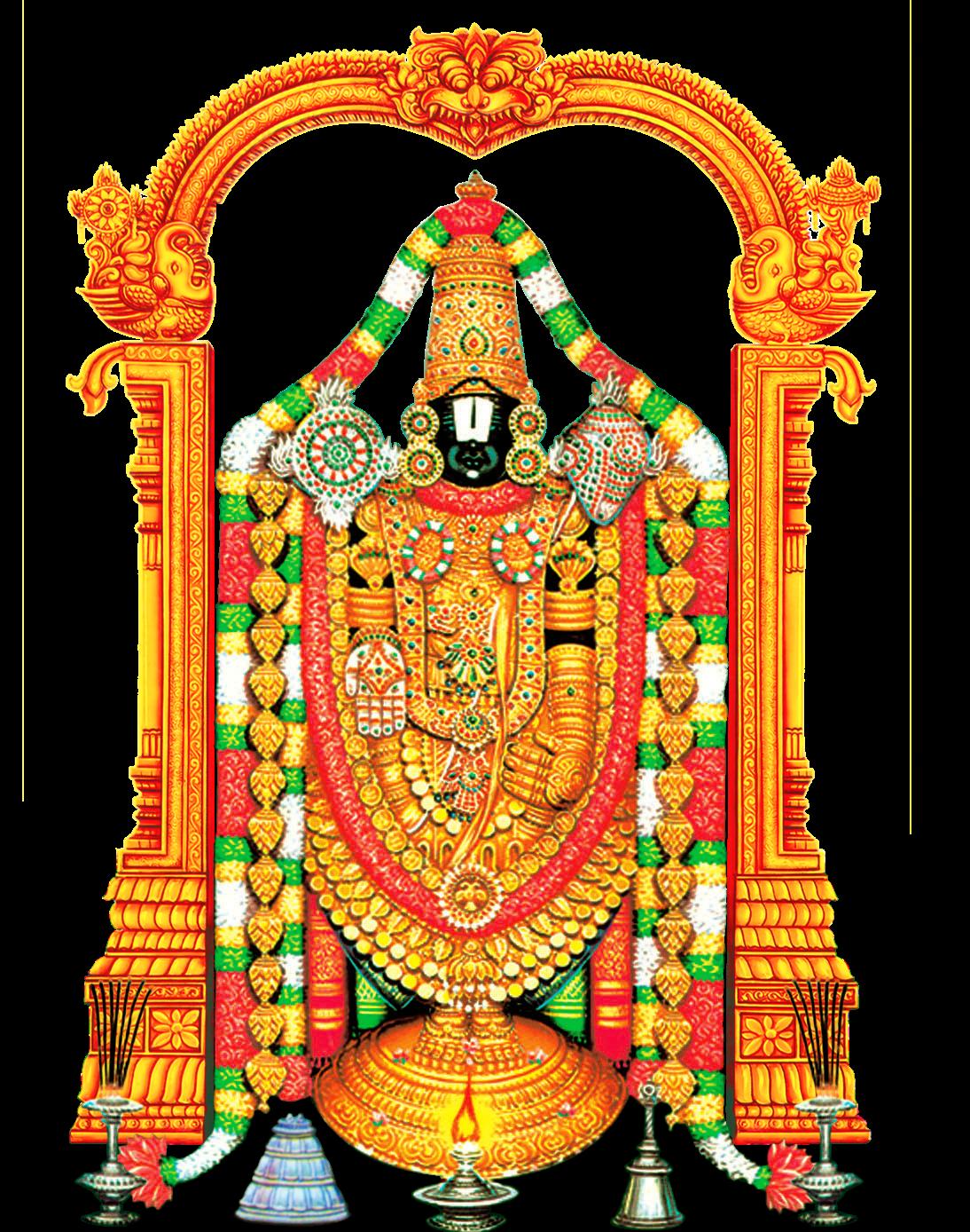 Balaji png free download. God clipart lord venkateswara