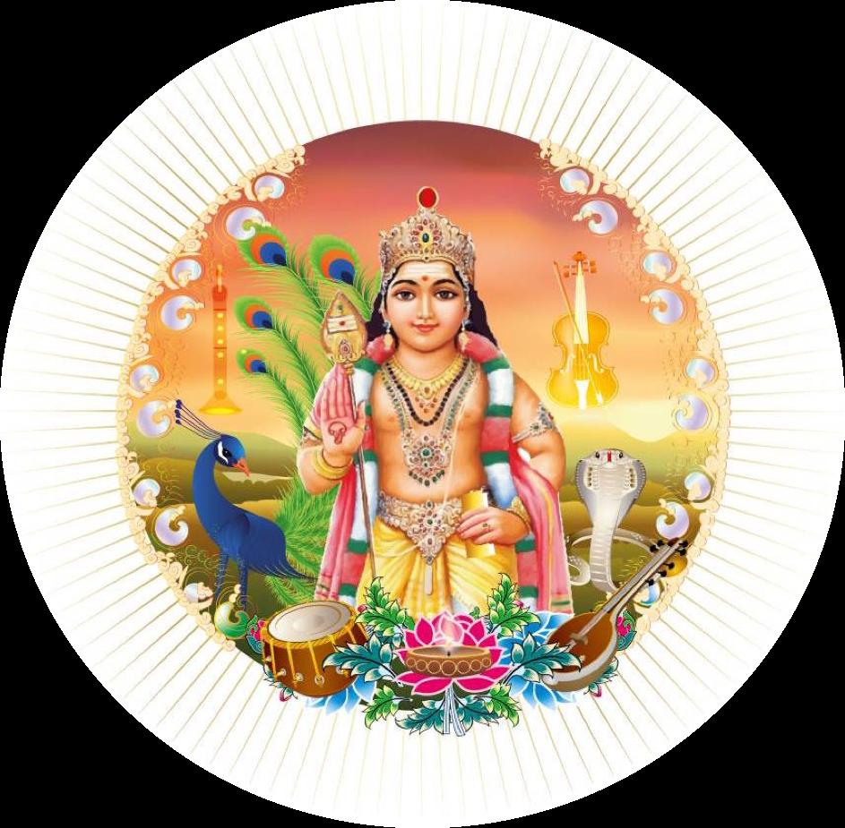 Lord png transparent images. God clipart murugan