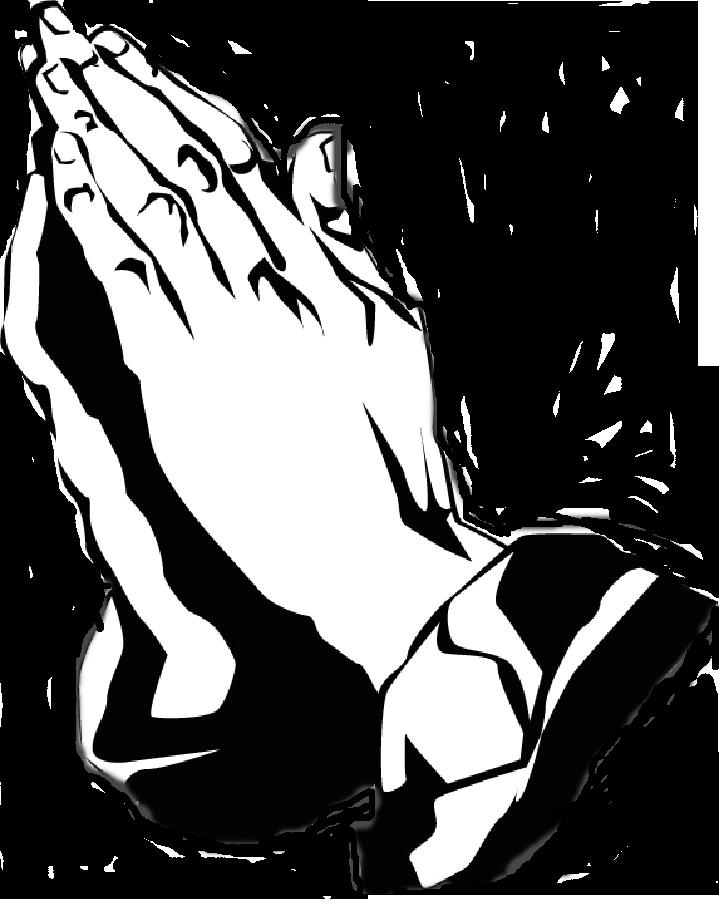 Pray transparent