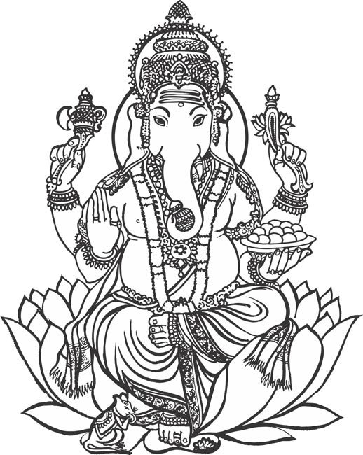 God clipart pillaiyar. Vinayagar portal
