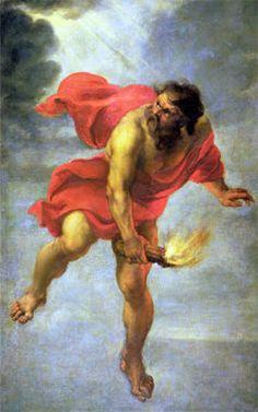 God clipart prometheus.  best images in
