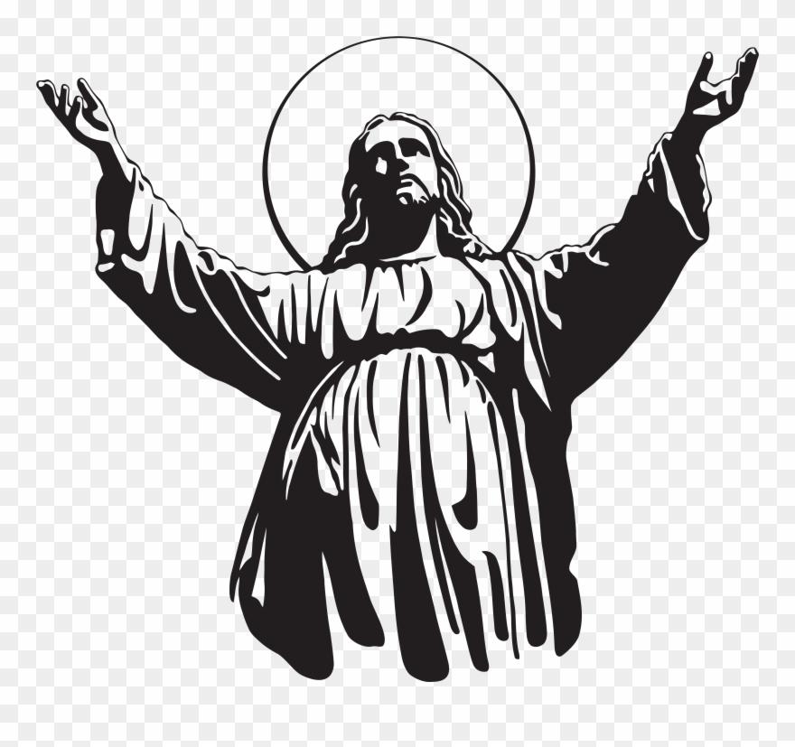 God clipart transparent. Jesus christ son of