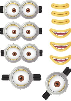Minions clipart mouth.  best minion images
