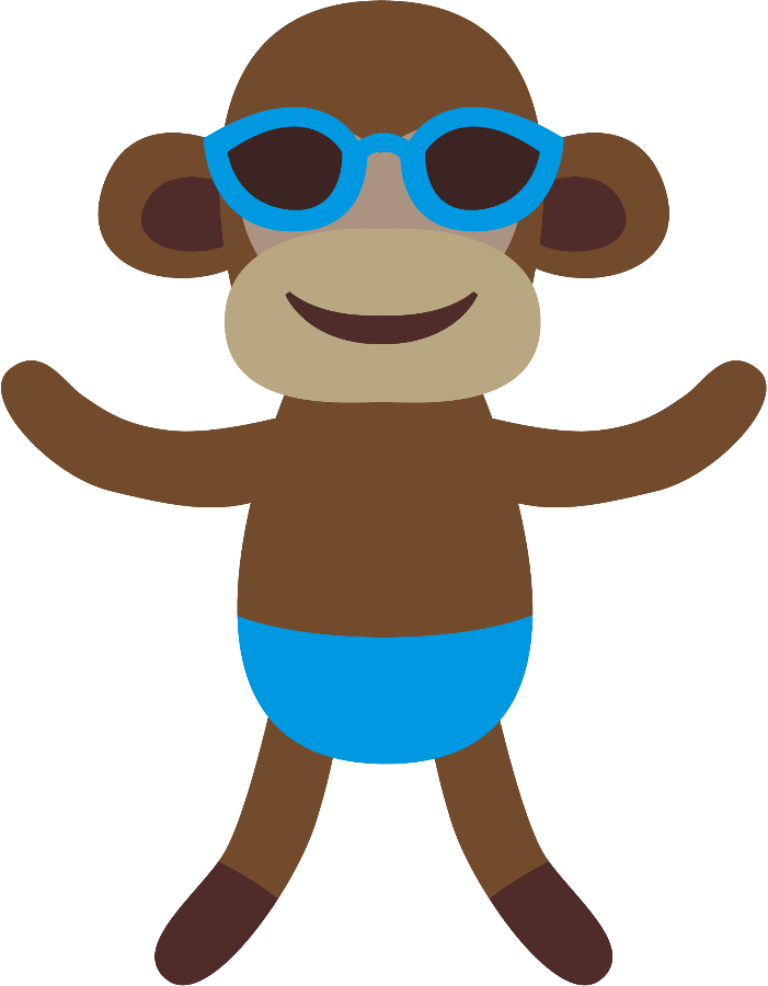 Goggles clipart pool party.  christine staniforth clip