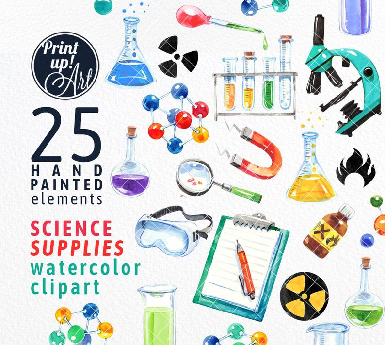 Goggles clipart science lab. Supplies chemistry and biology