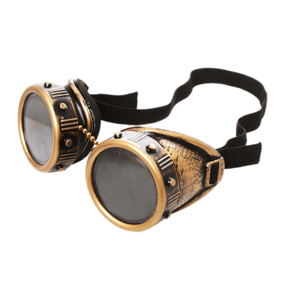 Goggles transparent png stickpng. Steampunk clipart background