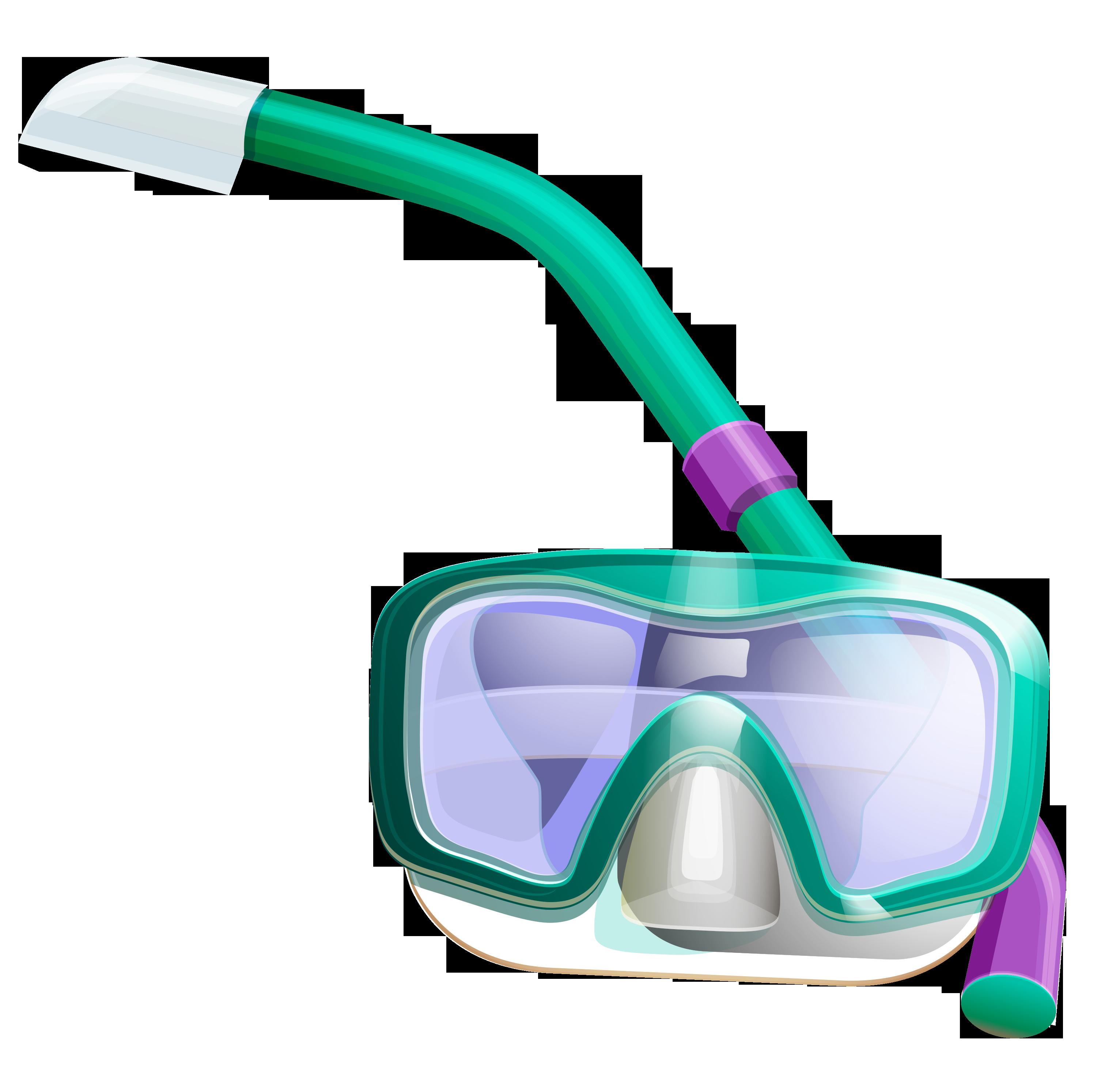 Tufi resort snorkeling scuba. Goggles clipart swimming mask