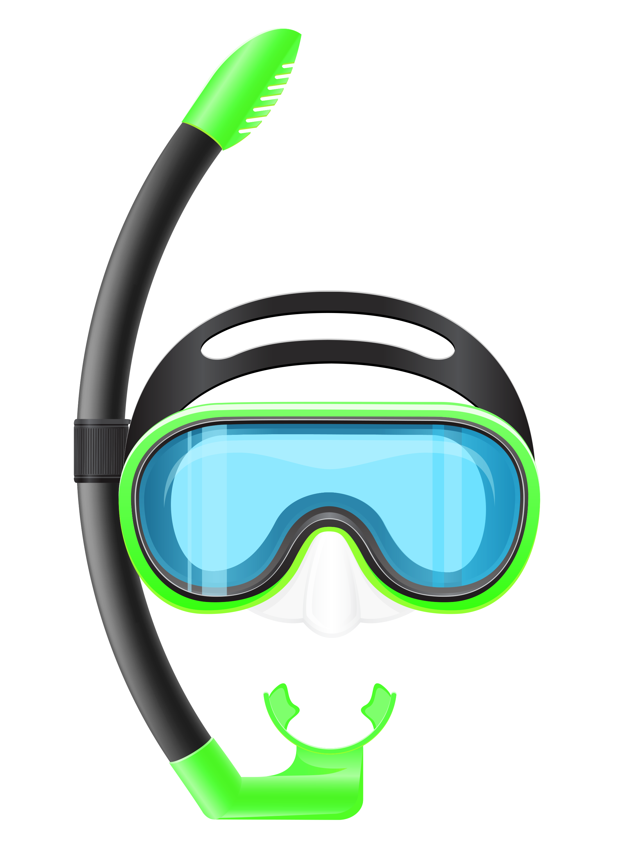 Goggles clipart swimming mask. Snorkeling diving scuba clip
