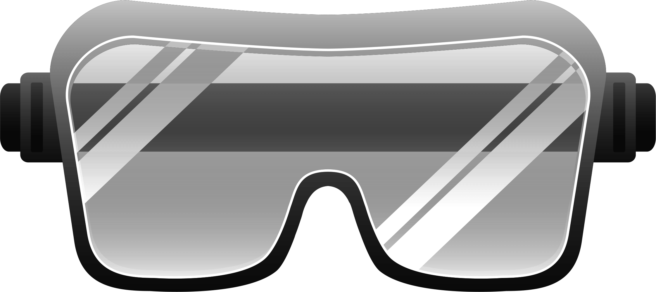 Skiing clipart ski goggles. Group science glasses cliparts