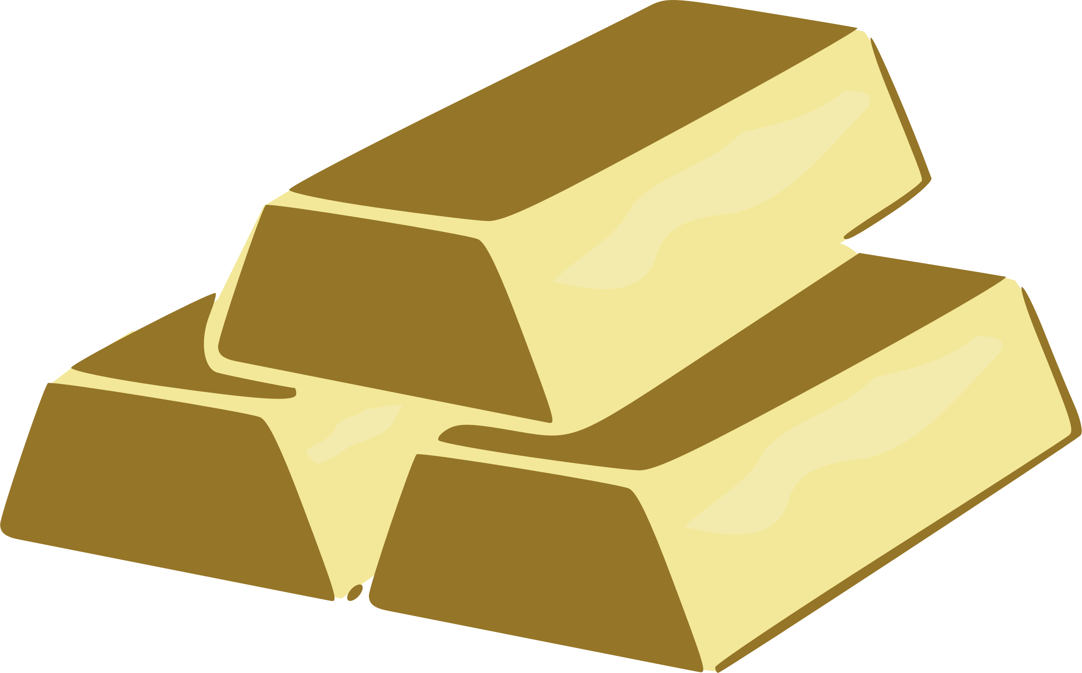Gold clipart. Bricks big image png