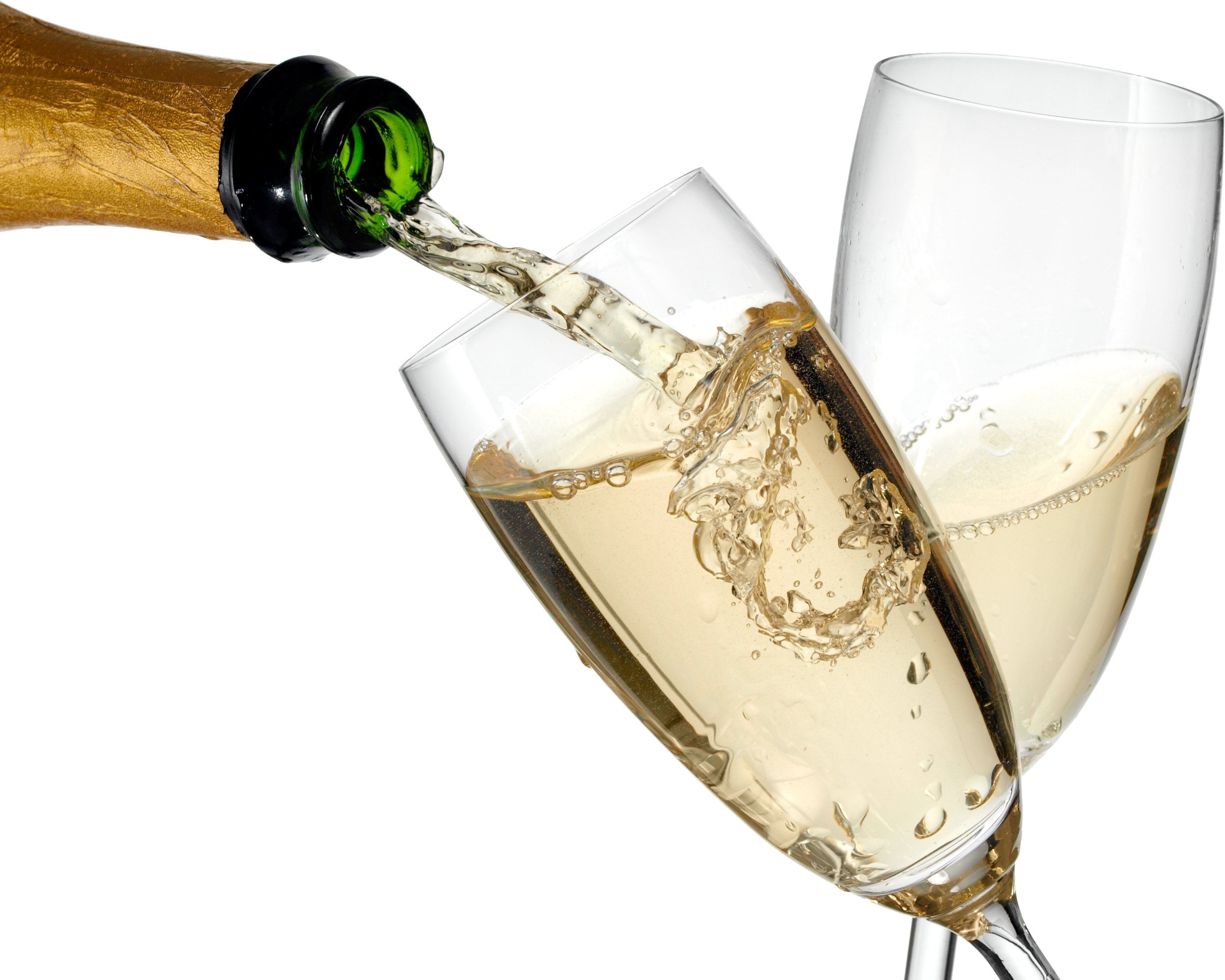 Champaign clipart sparkling champagne. Png images bottle glass