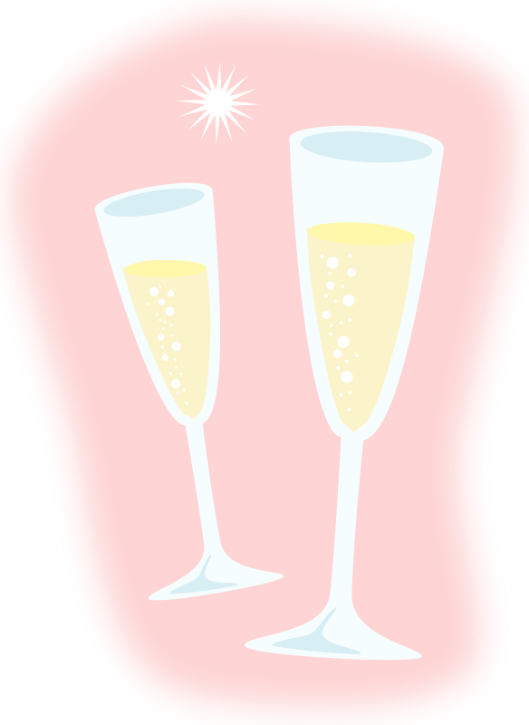 Champagne hubpicture pin . Worm clipart glass