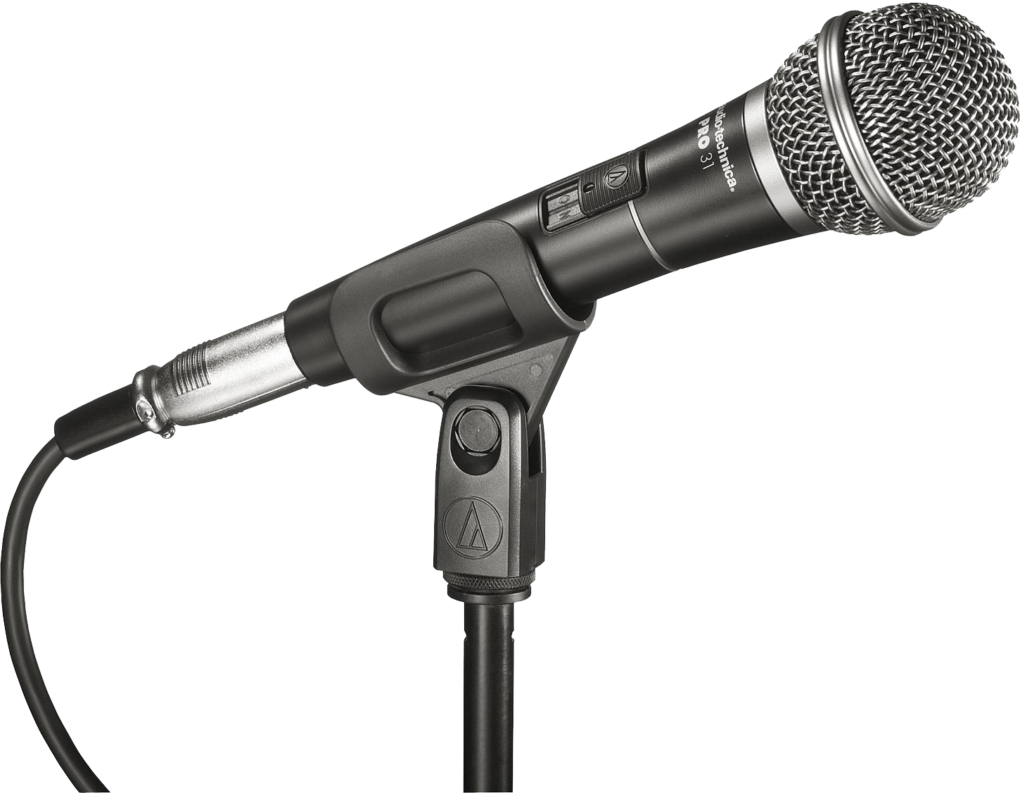Png image free download. Gold clipart microphone