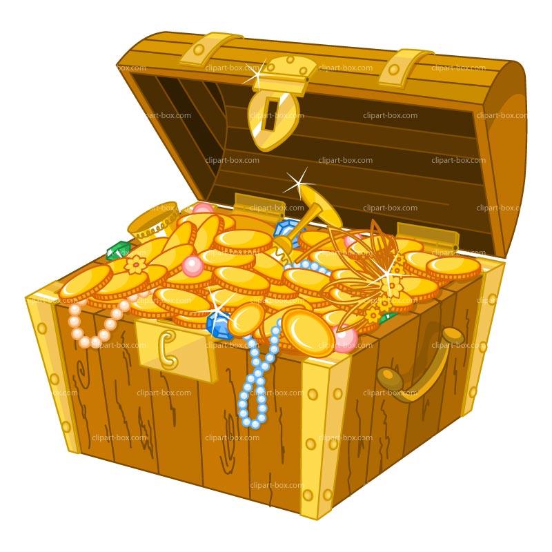 Chest pictures gold clip. Treasure clipart pirate treasure