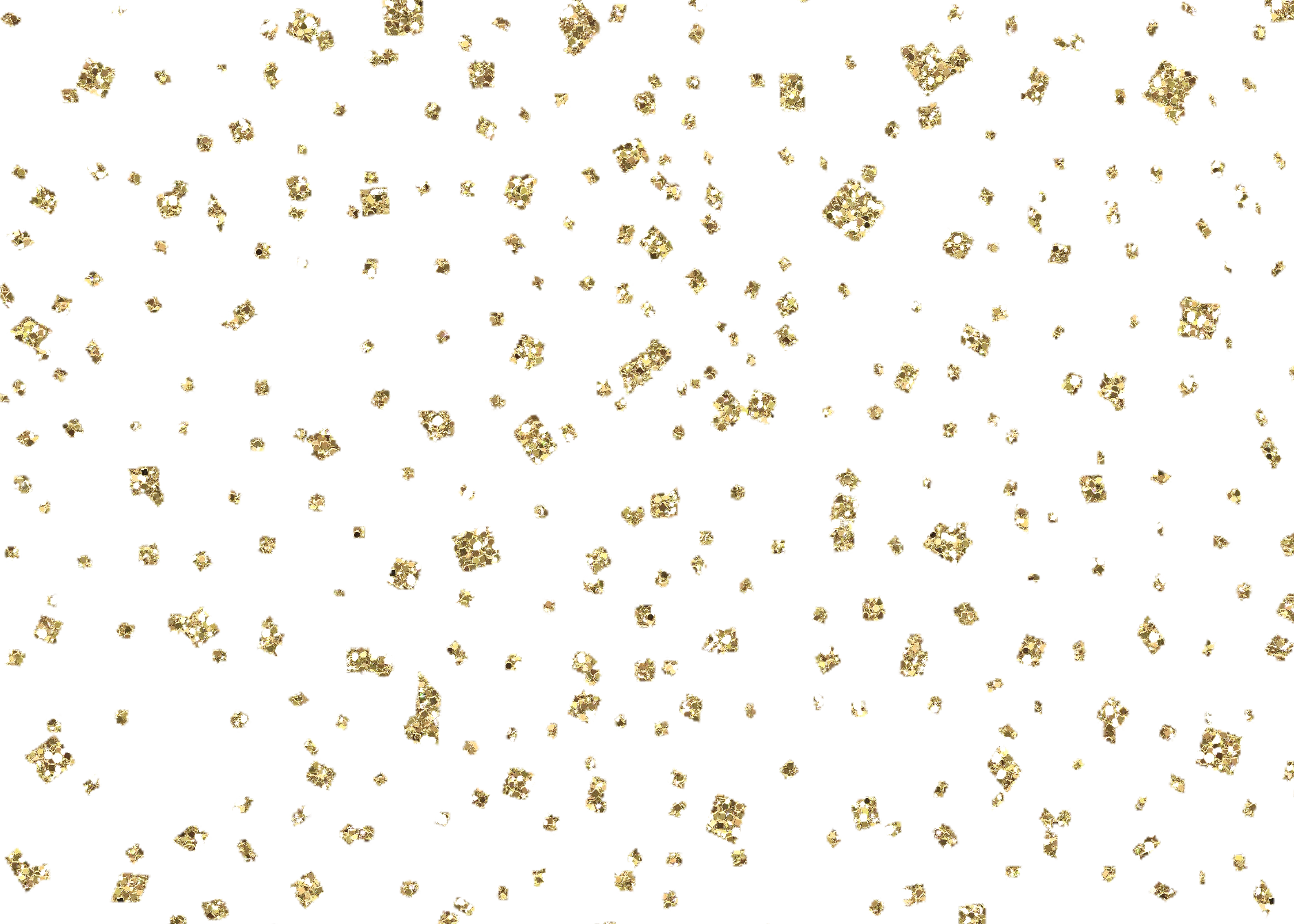 for free download. Gold confetti border png