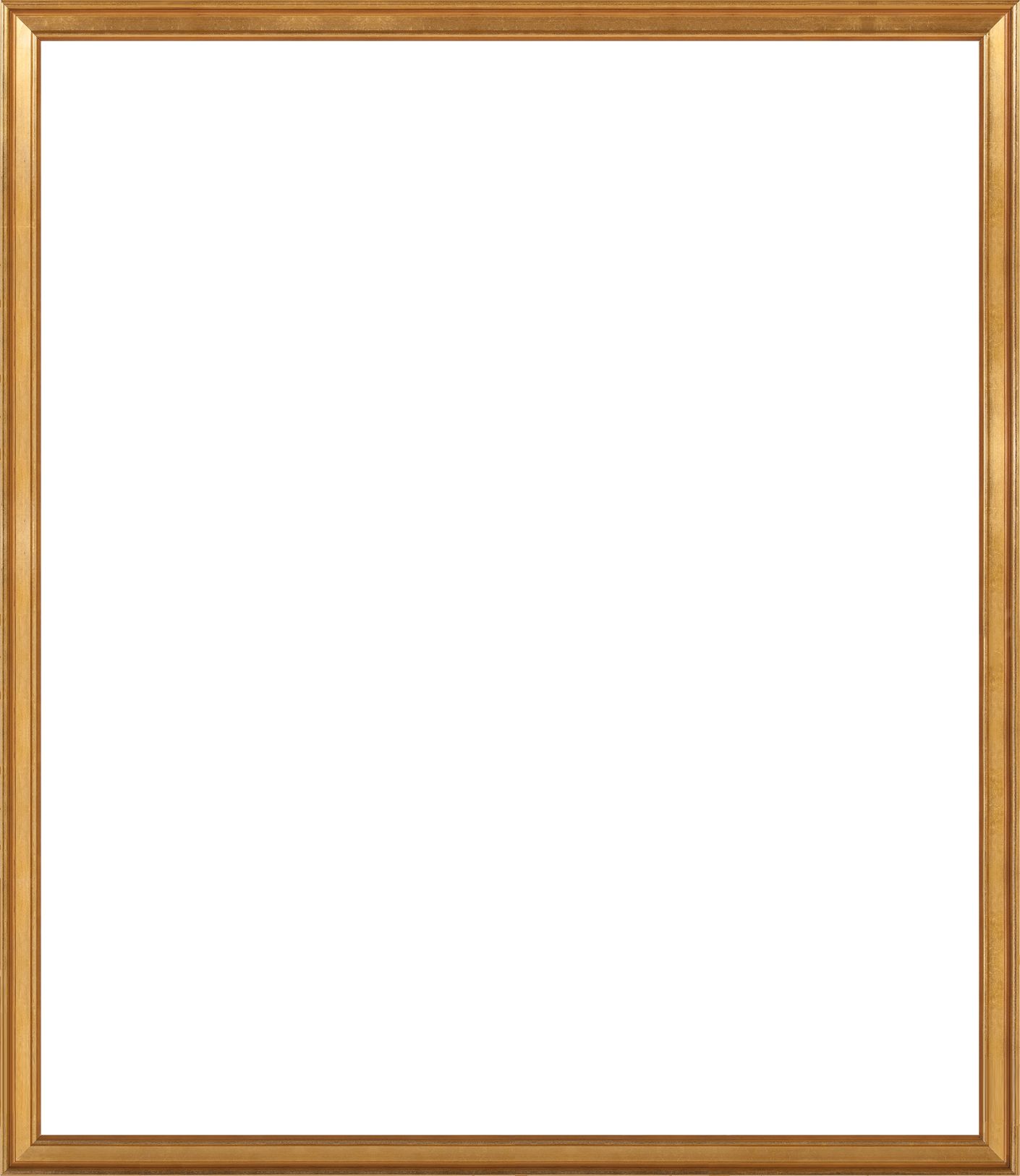 Gold frame png. Transparent images all hd