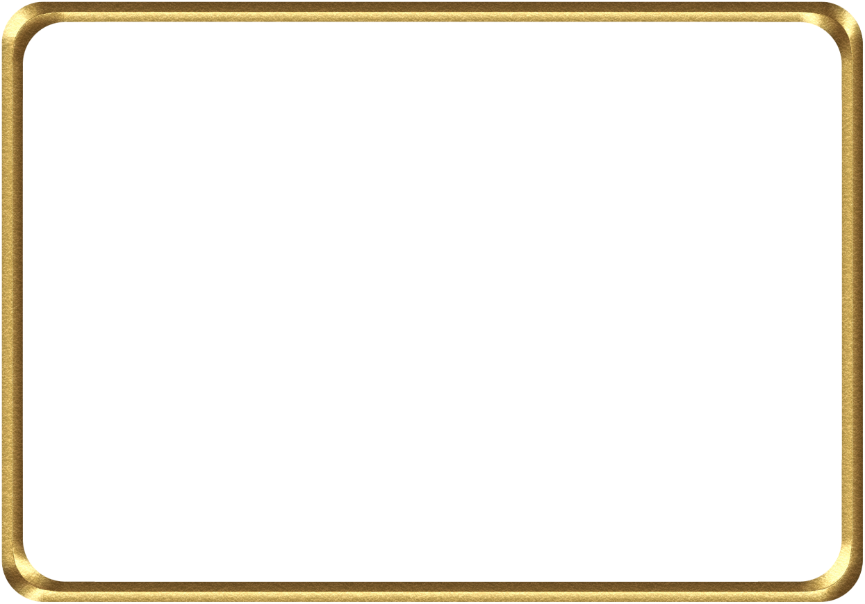 Download transparent image arts. Golden frame png