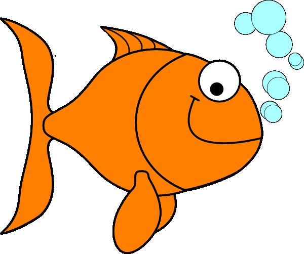 Panda free images goldfishclipart. Goldfish clipart